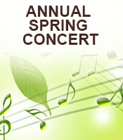 Annual Spring Concert
