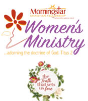 Women's Ministry:The Truth that sets us Free