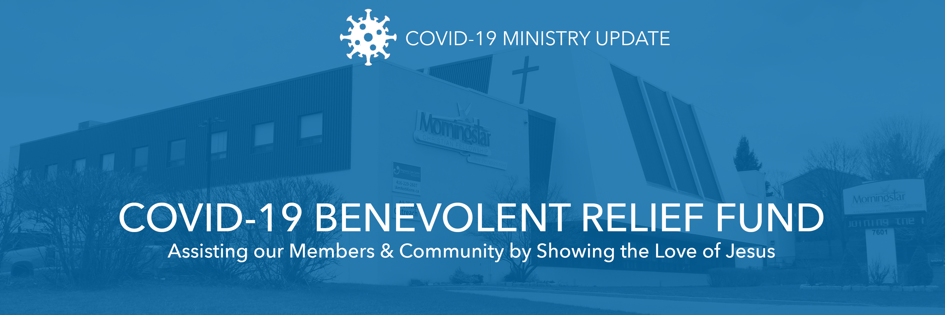 COVID-19 Ministry Update
