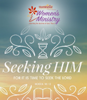 Seeking Him 2019