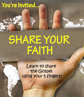Share your Faith Training